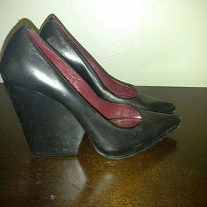 Celine Wedge Heels 40.5